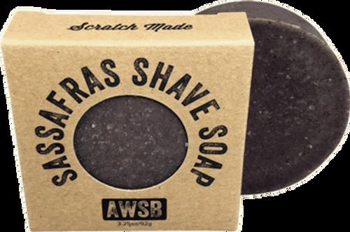 Sassafras Shaving Soap