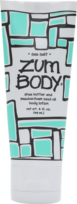 Sea Salt Zum Body Lotion Tube