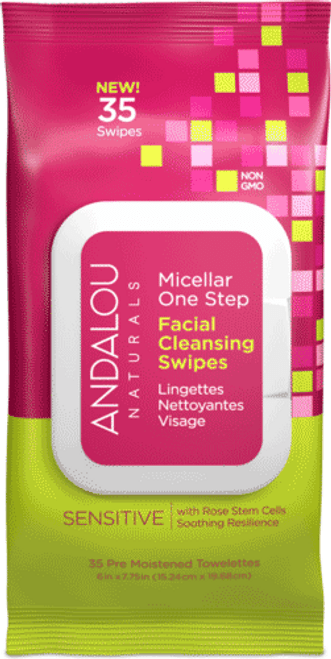Sensitive Micellar Facial Swipes