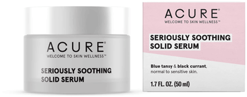 Acure Seriously Soothing Solid Serum