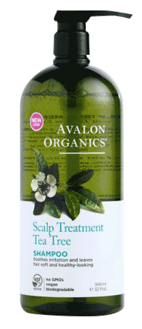Tea Tree Oil Scalp Treatment Shampoo