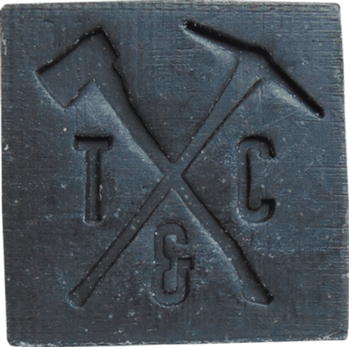 Timber And Coal Blackland Soap