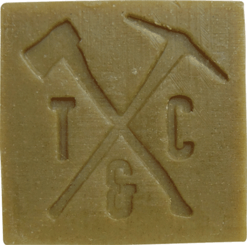 A Wild Soap Bar Timber And Coal Longleaf Soap