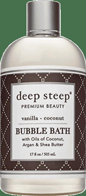 Vanilla Coconut Bubble Bath