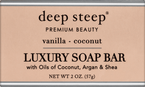 Vanilla Coconut Soap Bar