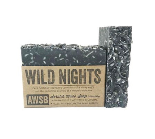 Wild Nights Soap Bar