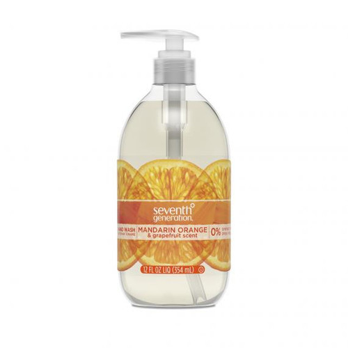 Mandarin Orange & Grapefruit Hand Wash