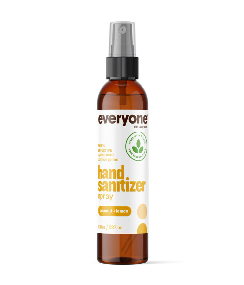 Coconut + Lemon Hand Sanitizer Spray (8 oz.)