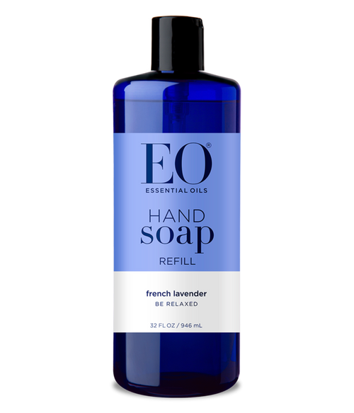 French Lavender Liquid Hand Soap Refill