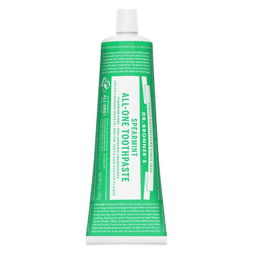 Wintergreen Toothpaste