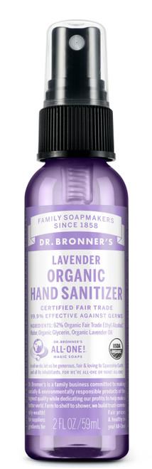 Lavender Organic Hand Sanitizer