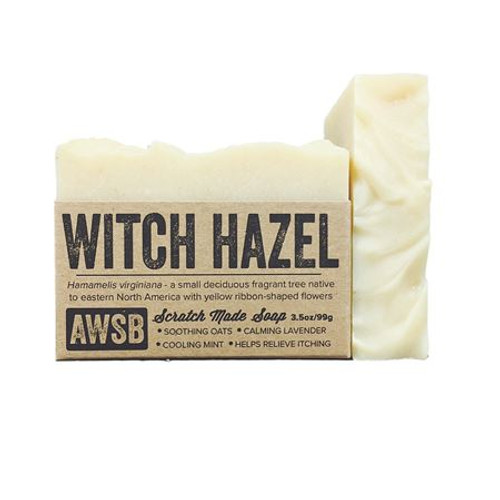 Witch Hazel Organic Soap