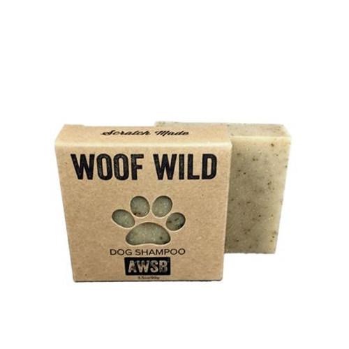 Woof Wild Dog Shampoo