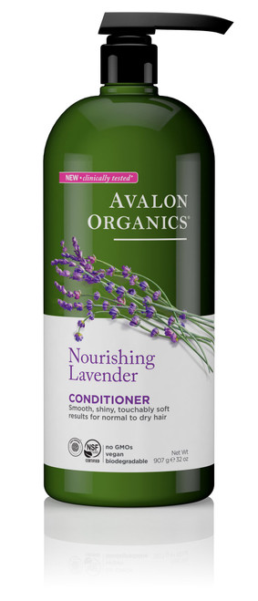 Nourishing Lavender Conditioner -  32 fl. oz.