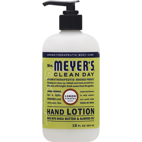 Lemon Verbena Hand Lotion