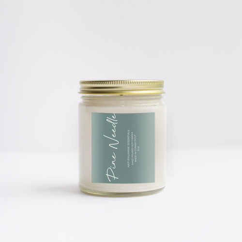 PINE NEEDLE Scented Soy Candle