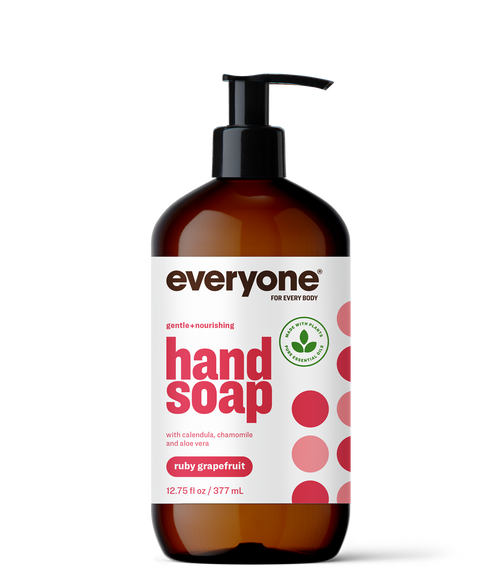 Ruby Grapefruit Hand Soap