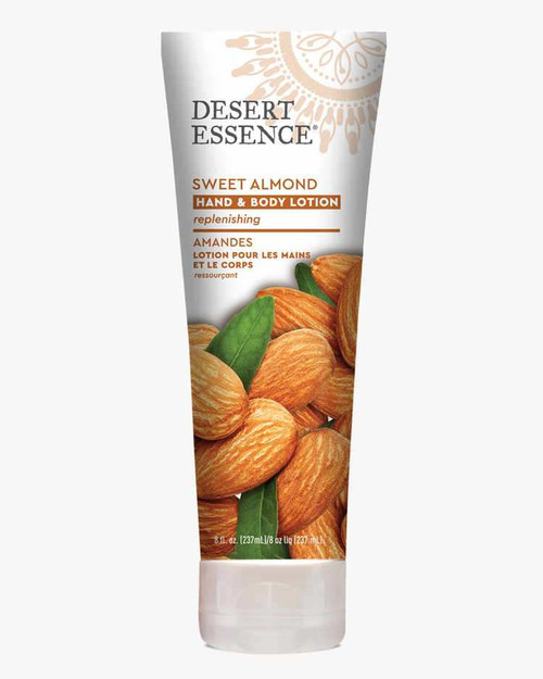 Sweet Almond Hand & Body Lotion