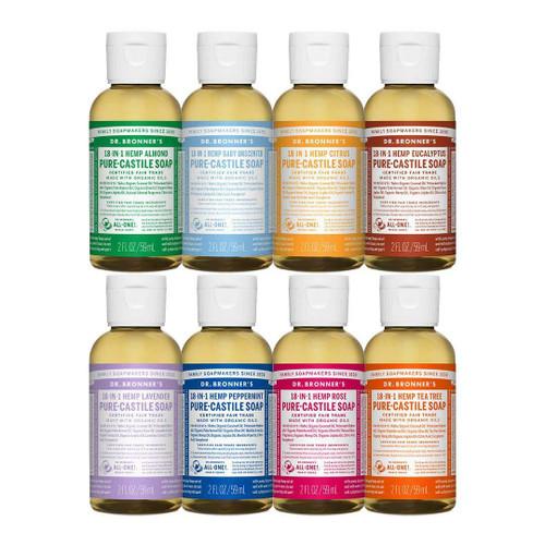 Pure-Castile Soap (4 oz.)