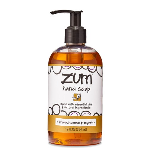 Frankincense & Myrrh Zum  Hand Soap