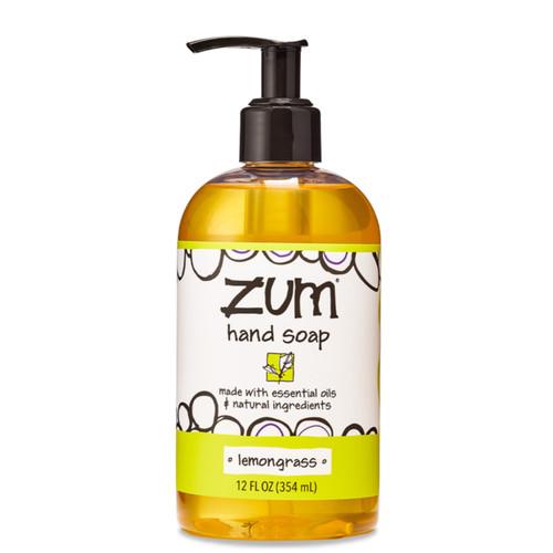 Lemongrass Zum Hand Soap