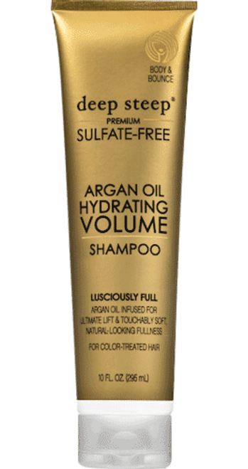 Argan Hydrating Volume Shampoo
