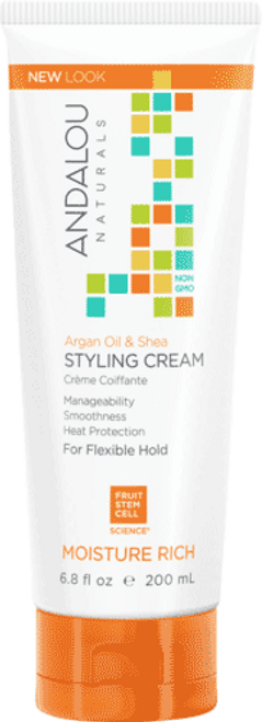 Argan Oil & Shea Styling Cream 1.7oz