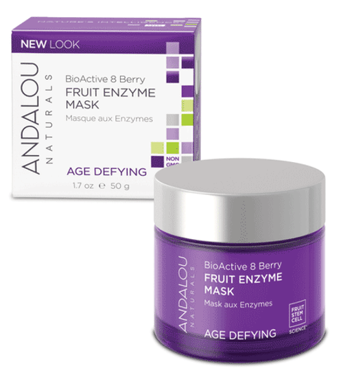 Bioactive 8 Berry Fruit Enzyme Mask