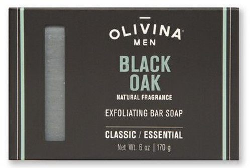Black Oak Soap Bar