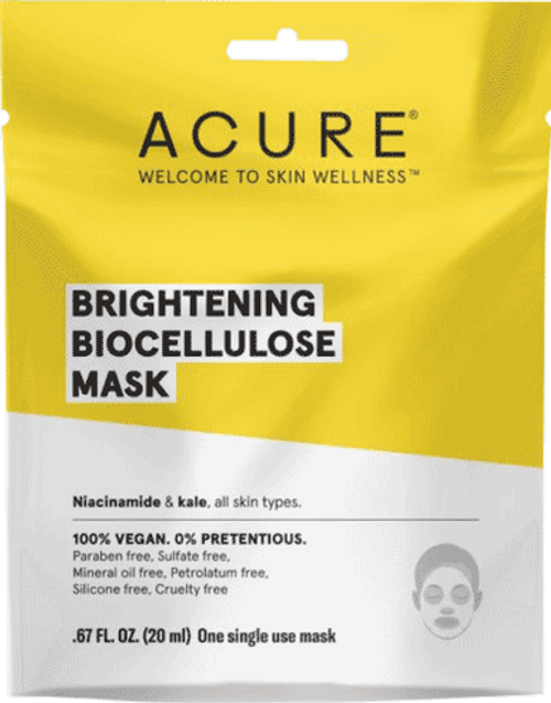 Brightening Biocellulose Gel Mask