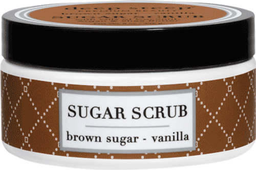 Deep Steep Brown Sugar Vanilla Sugar Scrub