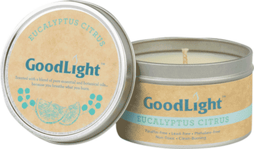 Eucalyptus Citrus Candle 6oz Tin
