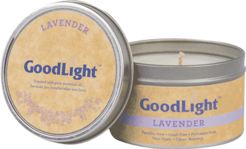 GoodLight Candle Candle In Tin (Lavender) - 6 Oz.