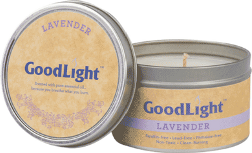 Lavender Candle 6oz Tin