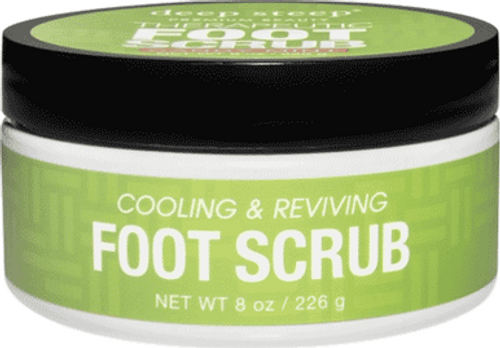 Candy Mint Therapeutic Foot Scrub