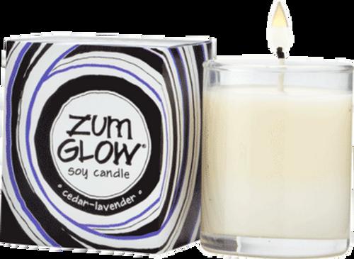 Cedar Lavender Candle 2.5oz