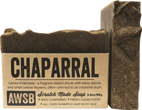 Chaparral Organic Soap Bar