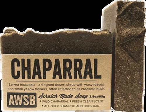 Chaparral Organic Soap Bar