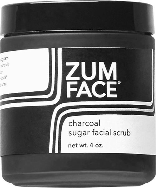 Indigo Wild Charcoal Zum Facial Scrub