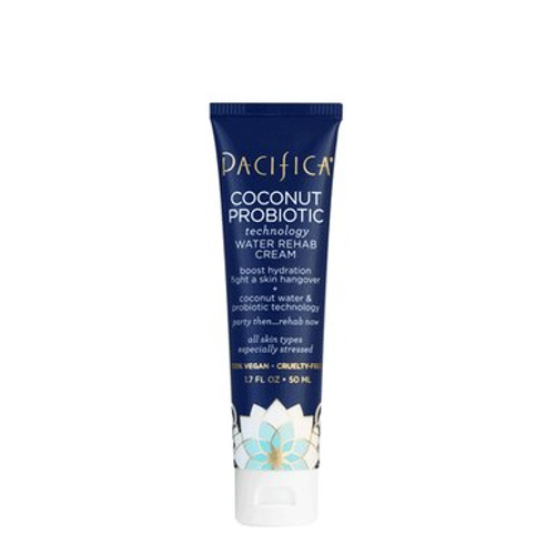 Coconut Probiotic Water Rehab Cream