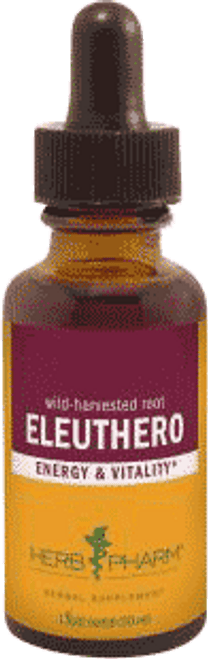 Herb Pharm Eleuthero - 1 Oz.