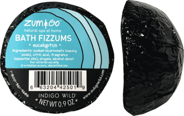 Indigo Wild Eucalyptus Bath Fizzum