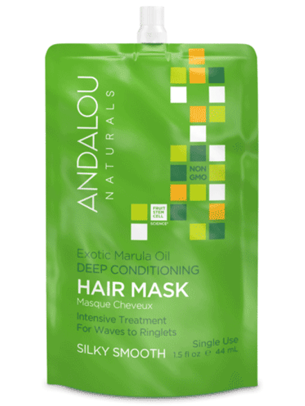 Exotic Marula Oil Silky Smooth Hair Mask