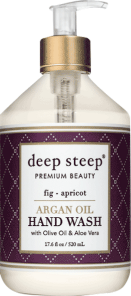 Fig Apricot Argan Oil Liquid Hand Wash