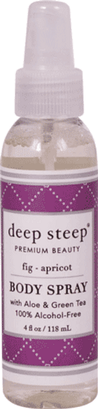 Deep Steep Fig Apricot Body Spray