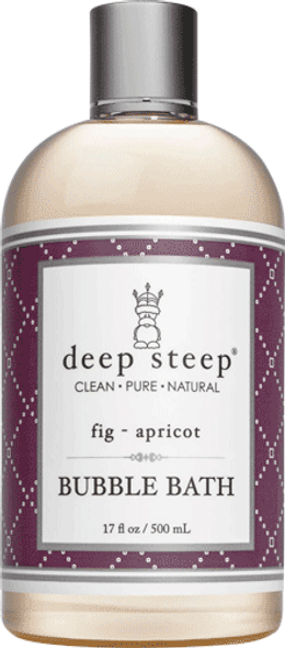 Fig Apricot Bubble Bath