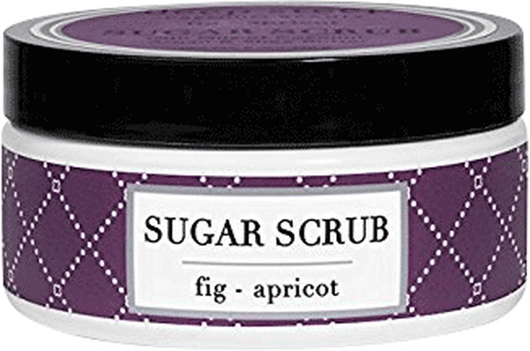 Deep Steep Fig Apricot Sugar Scrub