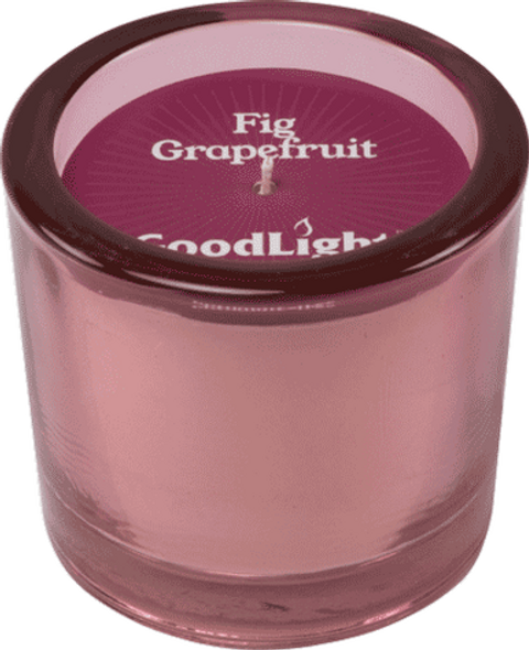 Fig Grapefruit Tinted Votive
