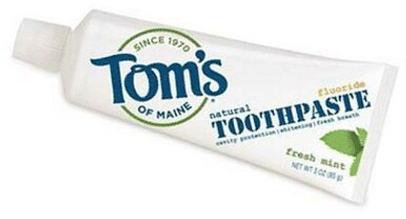 Fluoride Whitening Toothpaste - Fresh Mint