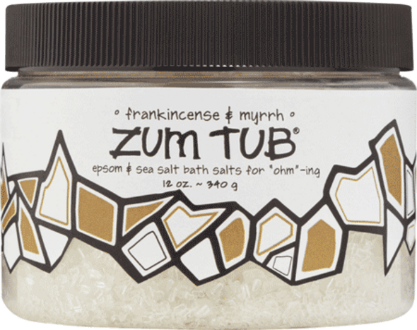Indigo Wild Frankincense And Myrrh Bath Salts